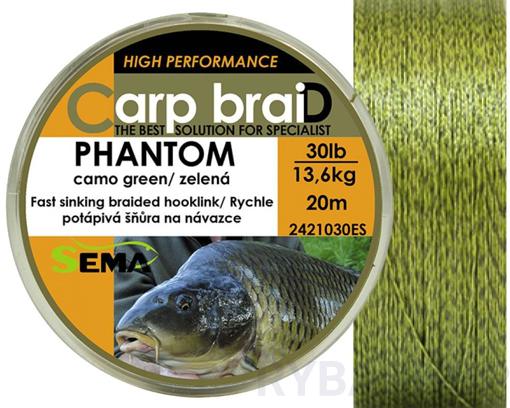 Sema Carp braiD Phantom 20m