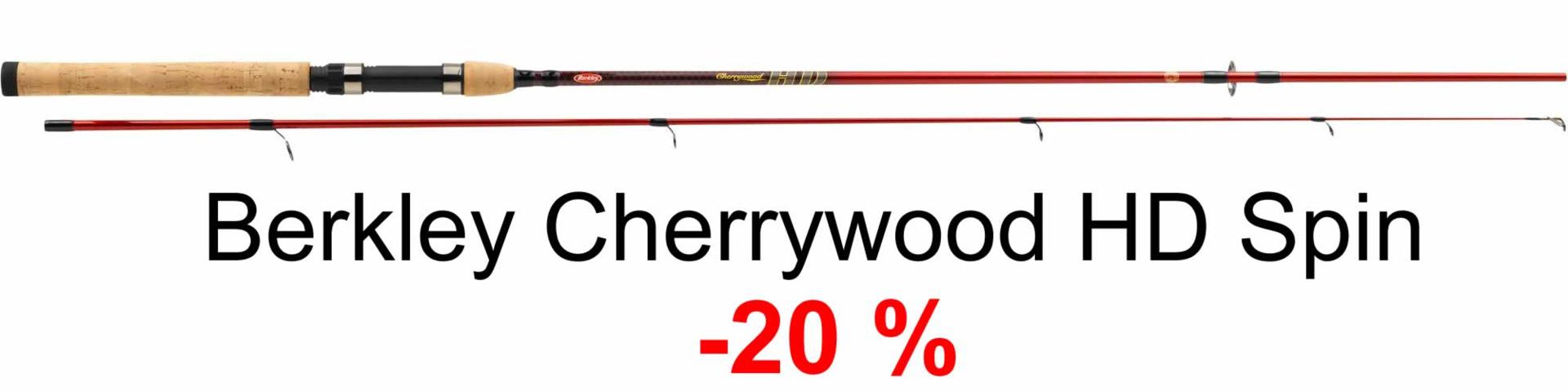Berkley Cherrywood HD Spin -20%